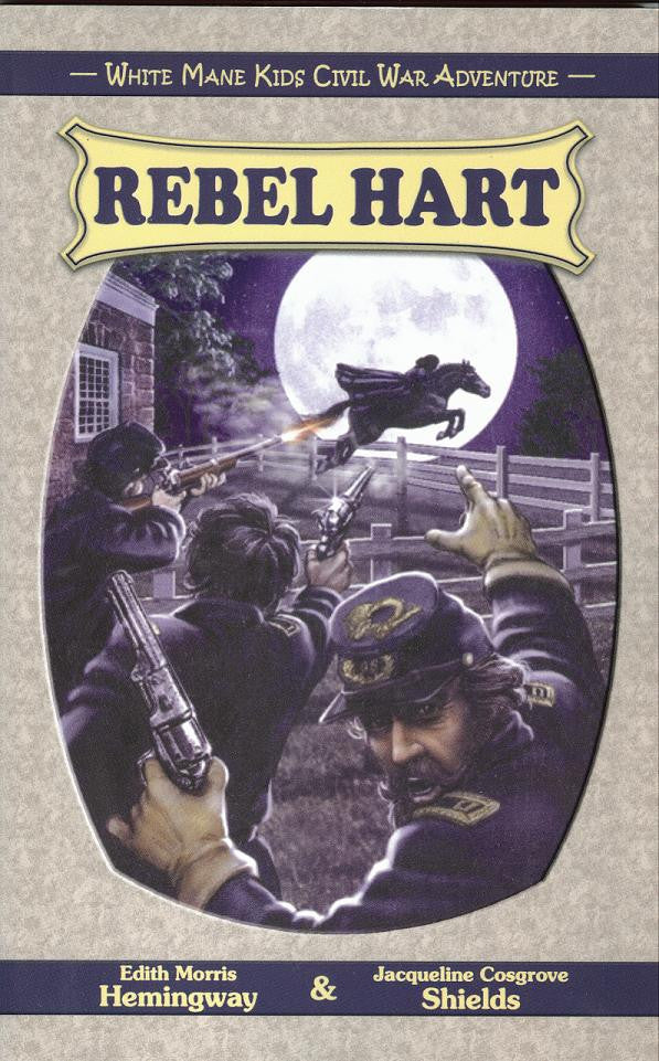 Children's Items, (Book) Rebel Hart