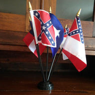 Confederate Flag Desk Set