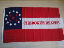 Flags, Cherokee Braves