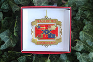 5 Flags of the Confederacy 3D Ornament