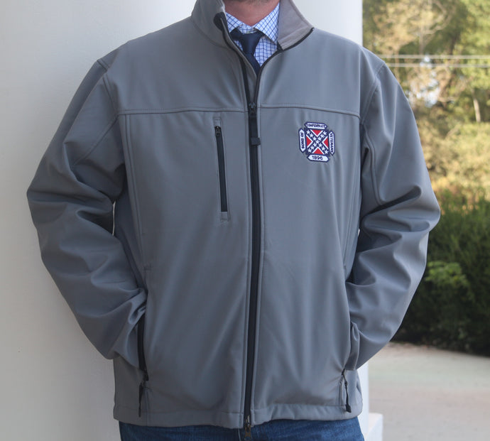 SCV Logo Windbreaker Jacket