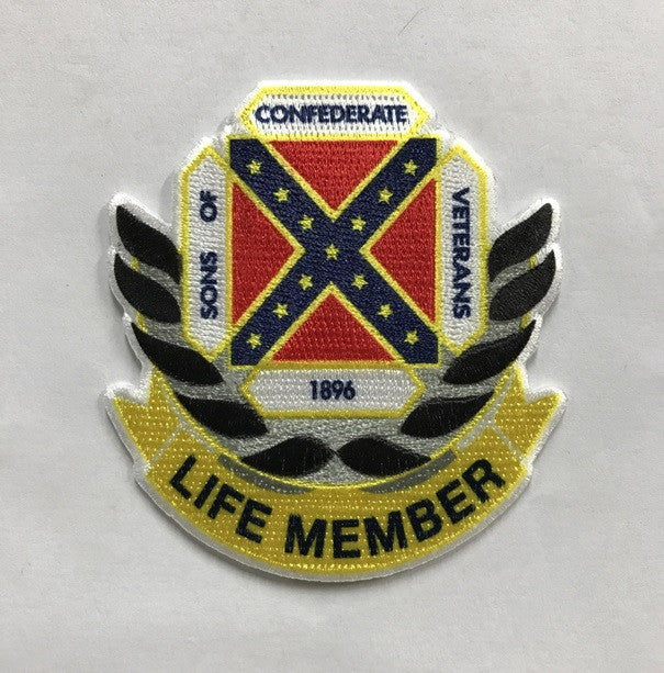 Iron On Patch - Life Member