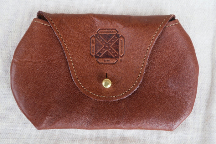 Col. Littleton Leather Accessories Pouch