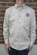 Shirt, SCV Logo Oxford Long Sleeve Shirt