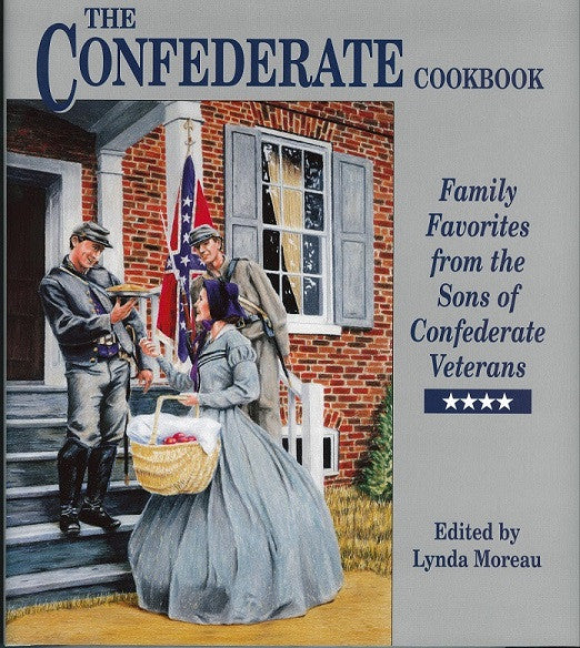 Books, The Confederate Cookbook:  Family Favorites from the Sons of Confederate Veterans