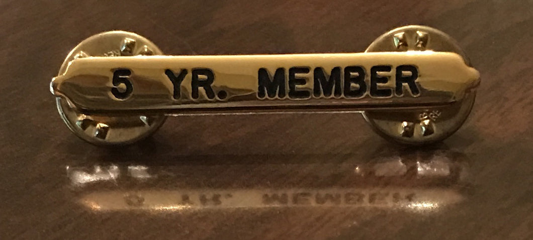Service Pins for Membership Medal S226