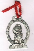 Pewter Christmas Ornaments