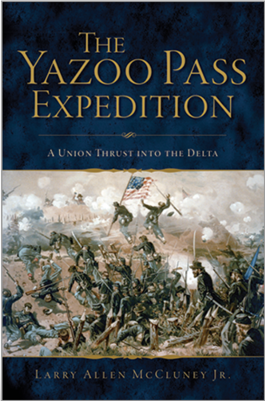 Book, The Yazoo Pass Expedition