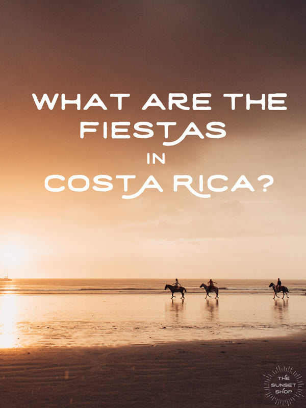 What are the Fiestas in Costa Rica?