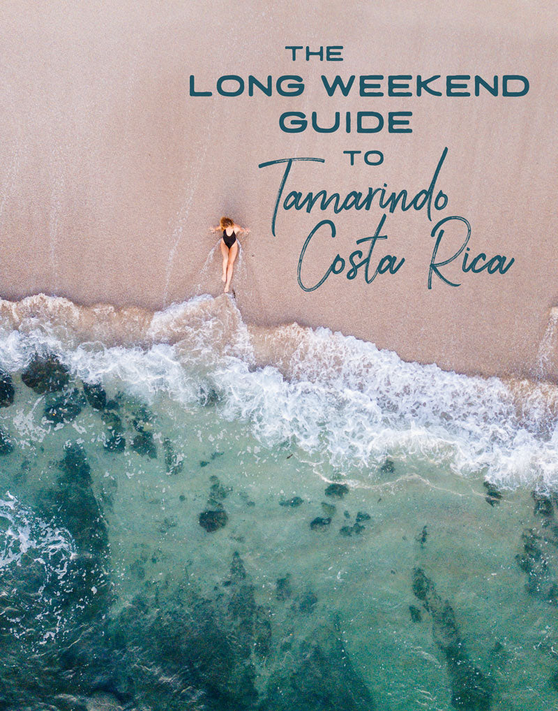 72 Hours in Tamarindo Costa Rica. Written and photographed by Kristen M. Brown, Samba to the Sea.