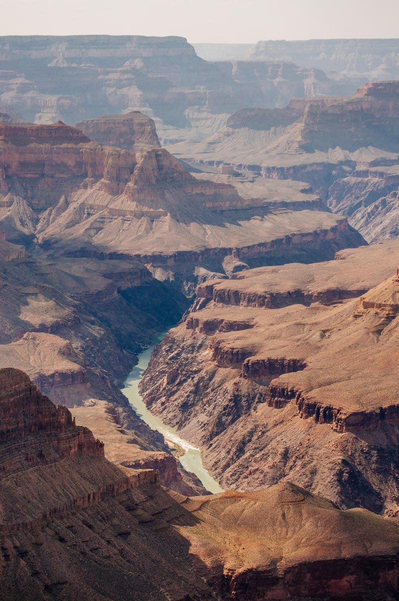 Grand Canyon National Park in Arizona. Photographed by Kristen M Brown, Samba to the Sea.