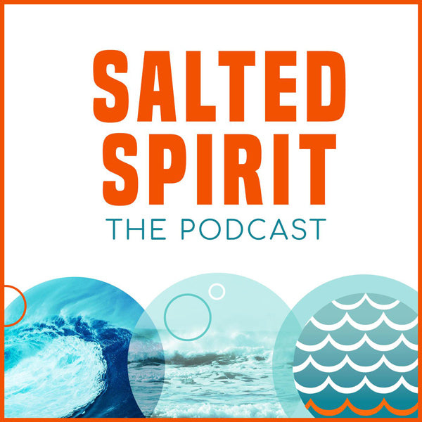 Kristen M. Brown on the Salted Spirit Podcast.