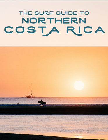 The Surf Guide to Northern Costa Rica by Samba to the Sea.