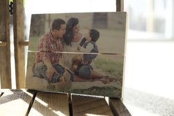 Mini Custom Photo Pallet