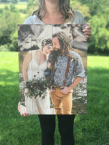 18 x 24 in. Custom Photo Pallet