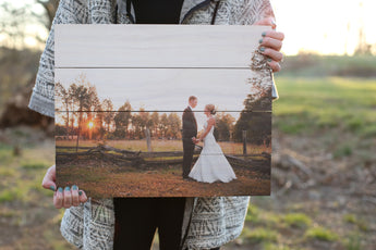 14 x 18 in. Custom Photo Pallet