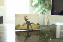 Tabletop Photo Display