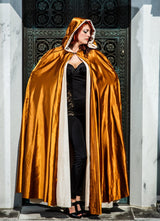 "The ""Bronze Beauty"" Cape"