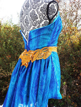 The Sea Nymph/Elf Dress with train
