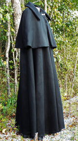 "The ""Undertaker""- Men's Formal Winter Cape"