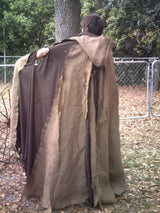 Steampunk/Apocalyptic Cape