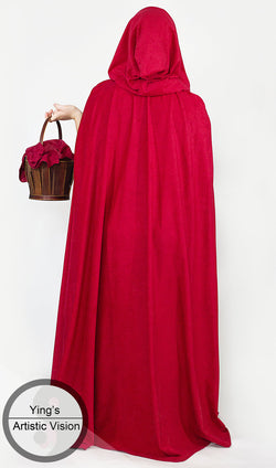 Red Riding Hood Classic Cape