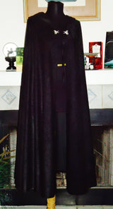 The Simple Black Cape