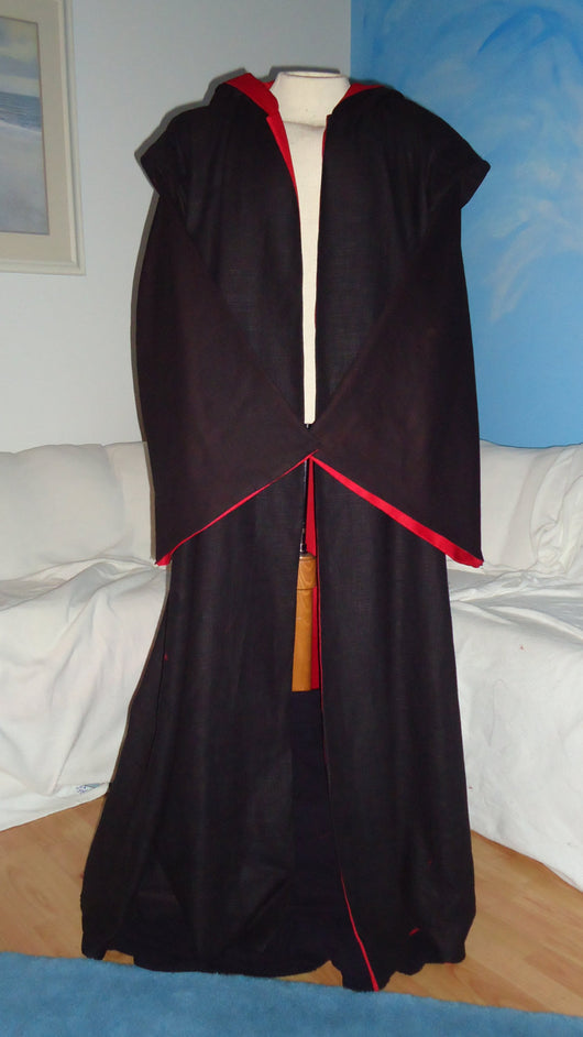 The Sith-Inspired Cloak