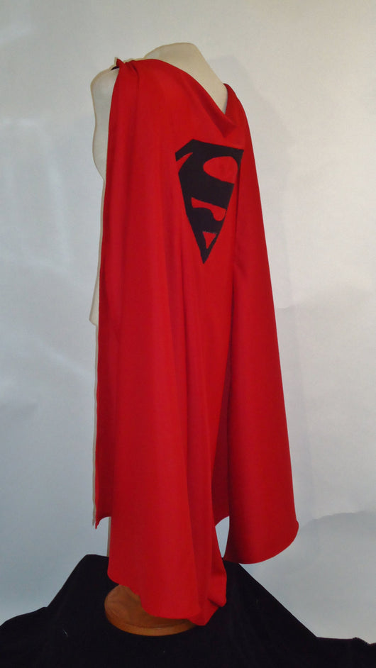 Ode to the Adult Superman 52 Cape