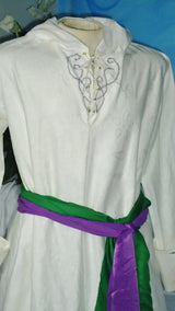The Groom's Mardi Gras Tunic