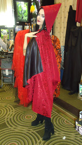 The Ultimate Red Riding Hood Cape