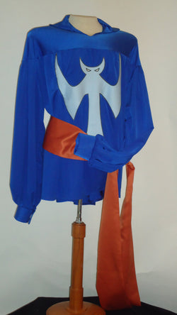 Dr. Strange-Inspired Shirt and Sash