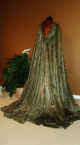 Persephone-Goddess of Spring Ladies Cape