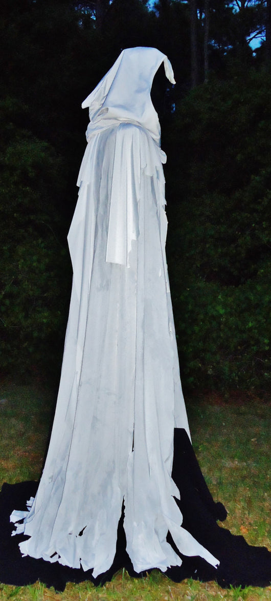Moon Knight-Inspired Costume (Tattered Version)