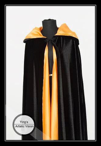 The Halloween Formal Cape