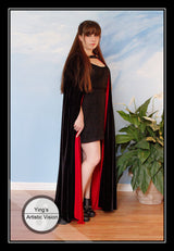"The ""Lady Vampire"" Cape"
