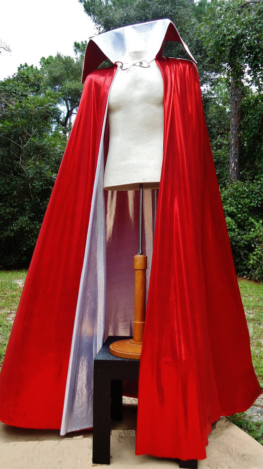 The Ultraman-Inspired Cape