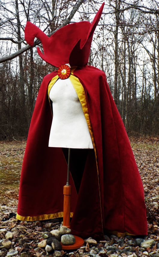 The Darker Doctor Strange-Inspired Cloak