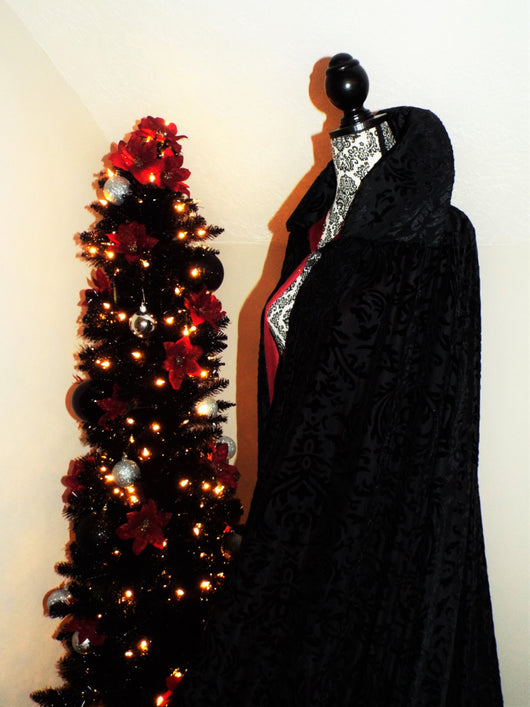 The Lestat-Inspired Vampire Cape