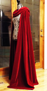 "The ""Scarlet Witch"" Cape"