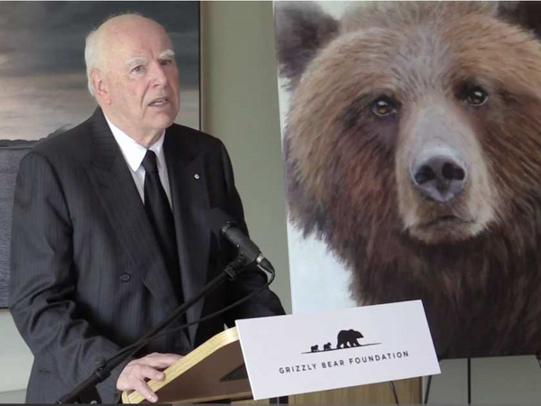 RELEASE: Inquiry On Grizzly Bears Launched