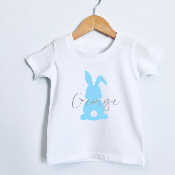 Personalised Bunny Rabbit T Shirt