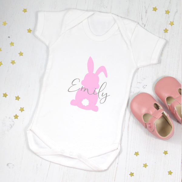 Baby's First Easter Personalised Bodysuit