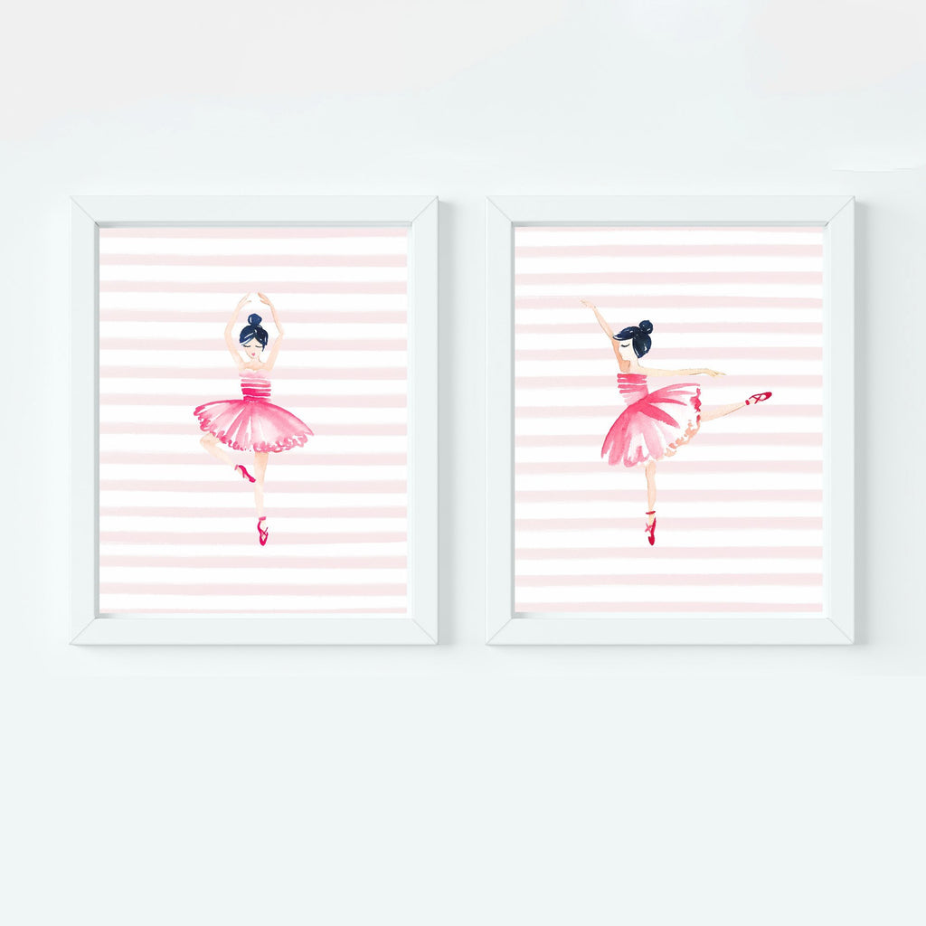 Ballet Art Print Set,Art Print - Betty Bramble