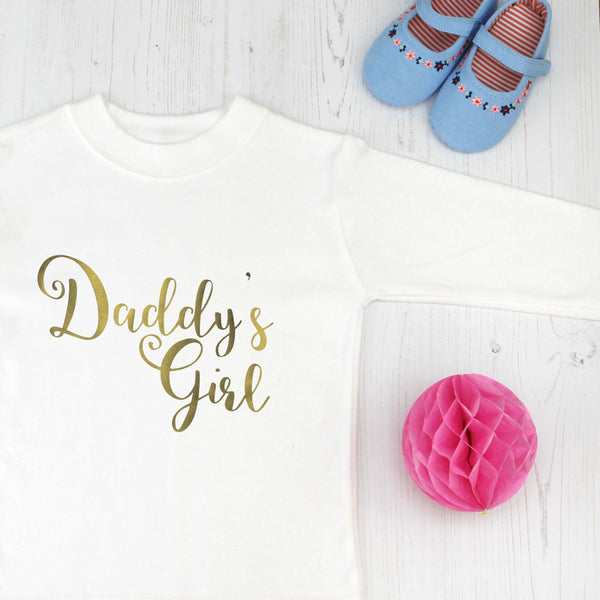 Daddy's Girl T Shirt, - Betty Bramble