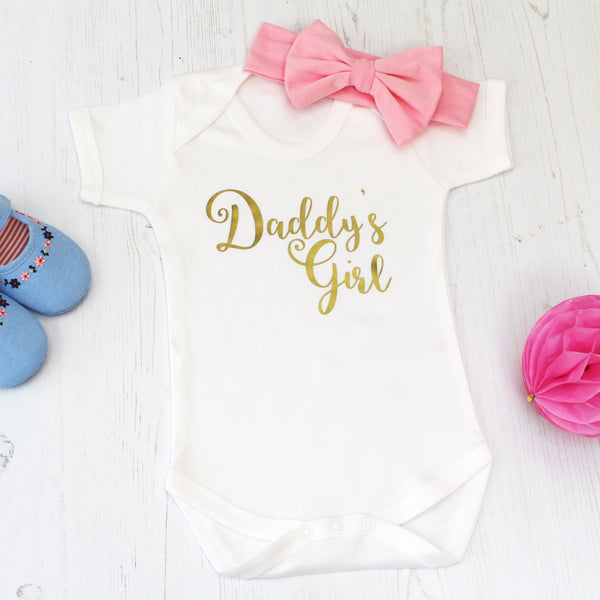 Daddy's Girl Onesie, - Betty Bramble