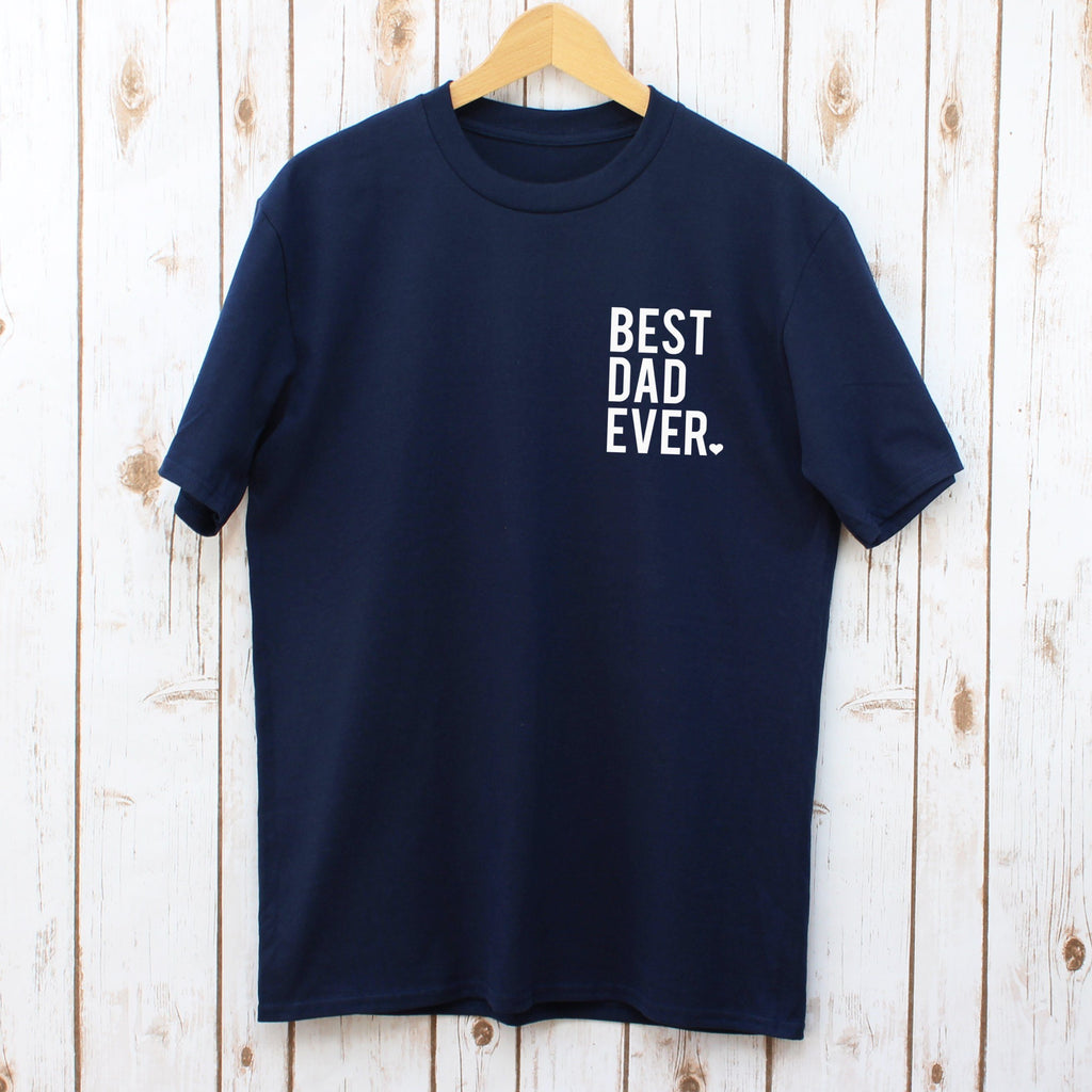 Best Dad Ever Men's T Shirt, - Betty Bramble