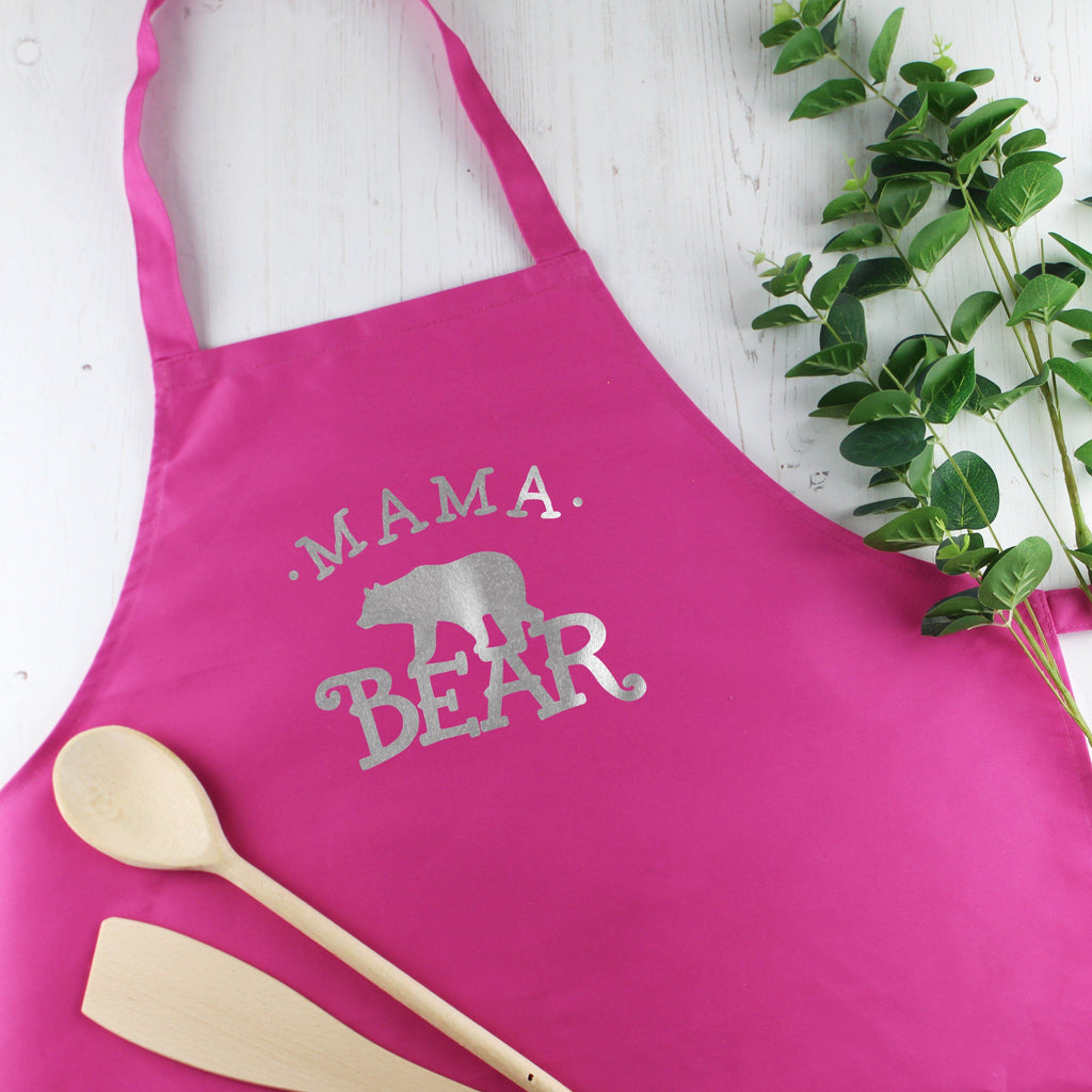 Mama Bear Ladies Apron, - Betty Bramble