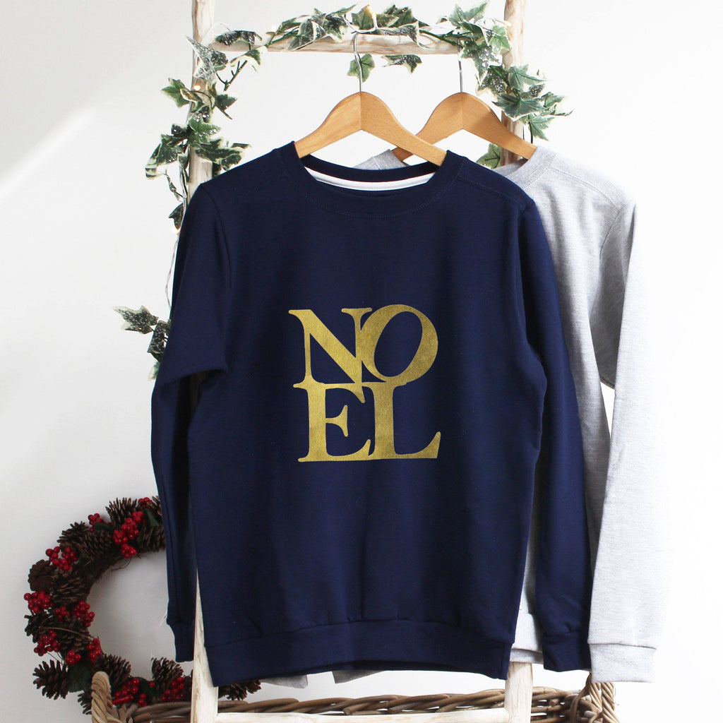 Ladies Christmas Jumper - Noel,Christmas - Betty Bramble