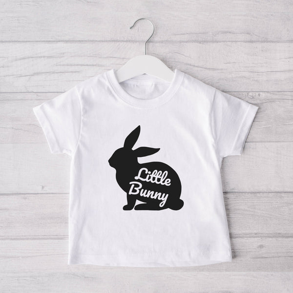 Little Bunny Easter Rabbit T Shirt